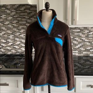 Patagonia pullover sweatshirt size small
